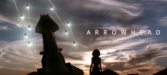 Arrowhead © Cherrrybomb Films