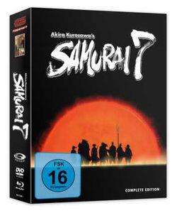 Samurai 7 © ©2004 AKIRA KUROSAWA/SHINOBU HASHIMOTO/HIDEO OGUNI/NEP·GONZO