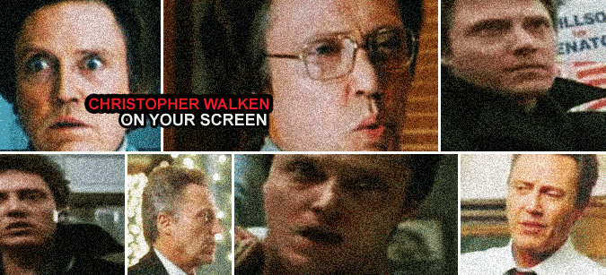 Christopher Walken on your screen