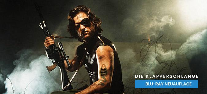 Die Klapperschlange, Blu-ray Neuauflage © Constantin Film
