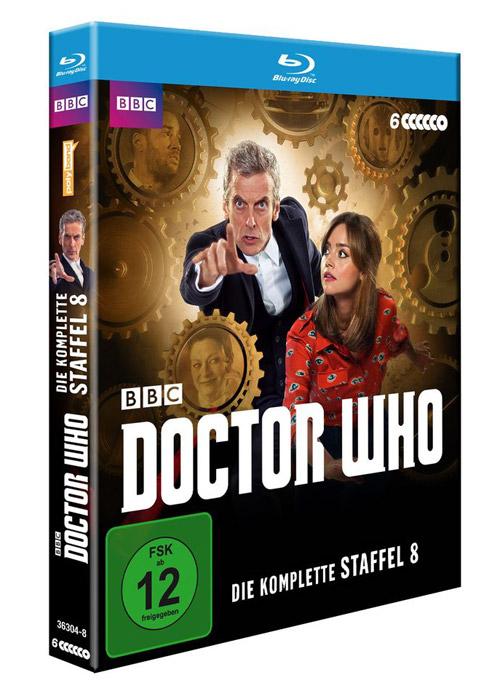 Doctor Who Staffel 8 Stream