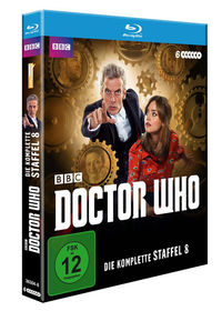 Doctor Who - Staffel 8 © BBC / Polyband